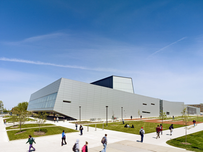 Wolfe Center for the Arts