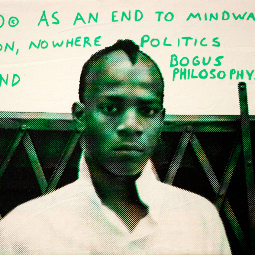 Zeitgeist: The Art Scene of a Teenage Basquiat