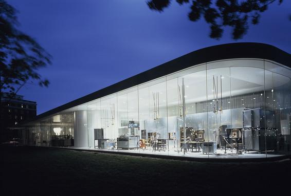 Glass Pavilion