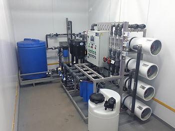 Комплекс водоподготовки AWT CP-8