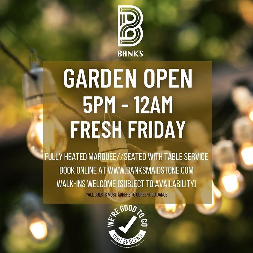 Banks Garden Fresh Friday