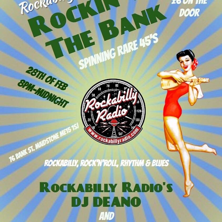 Rocking's at the Bank