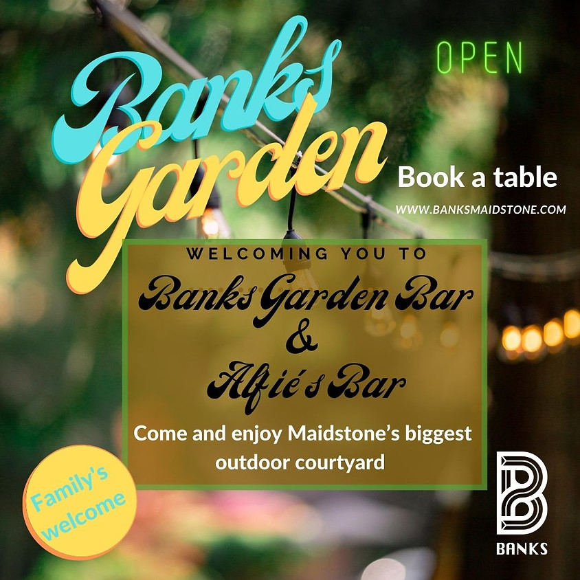 Banks Garden Friday Sessions
