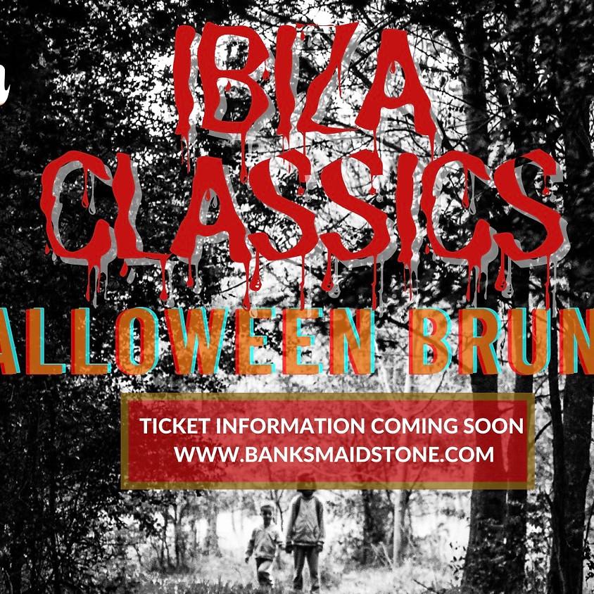 IBIZA CLASSICS- Halloween Brunch