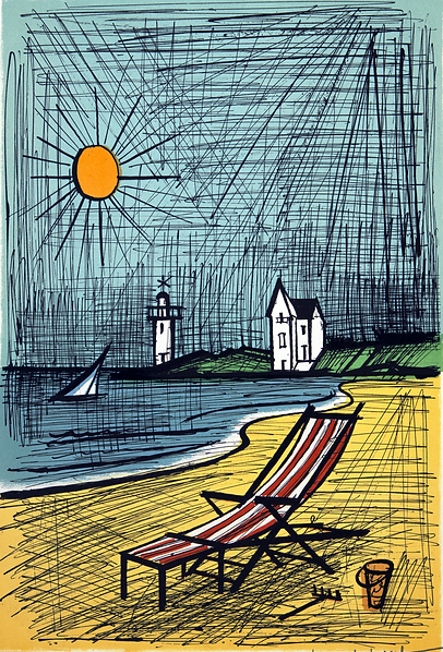 La plage, 1987 S.tif