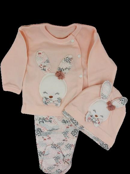 Beautiful Bunny- 10pcs Newborn Set