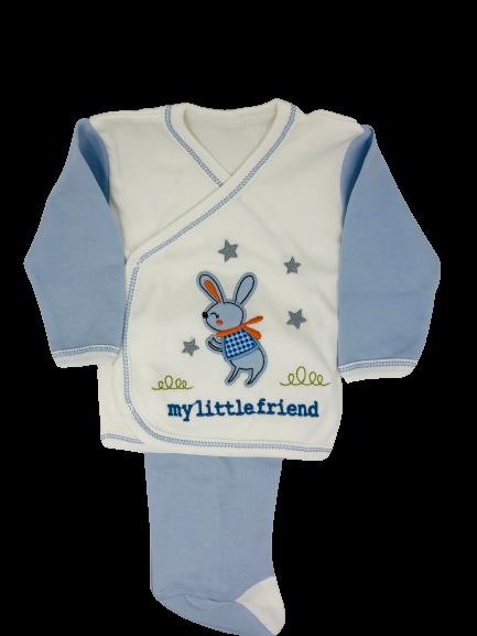 Little Bunny- 10pcs Newborn Set