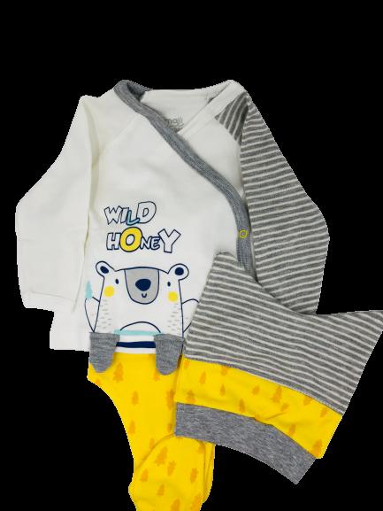 Polar Bear- 10pcs Newborn Set