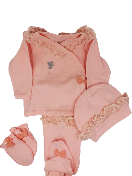 Shiny Butterfly- 10pcs Newborn Set