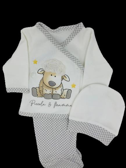 Mini Sheep- 10pcs Newborn Set