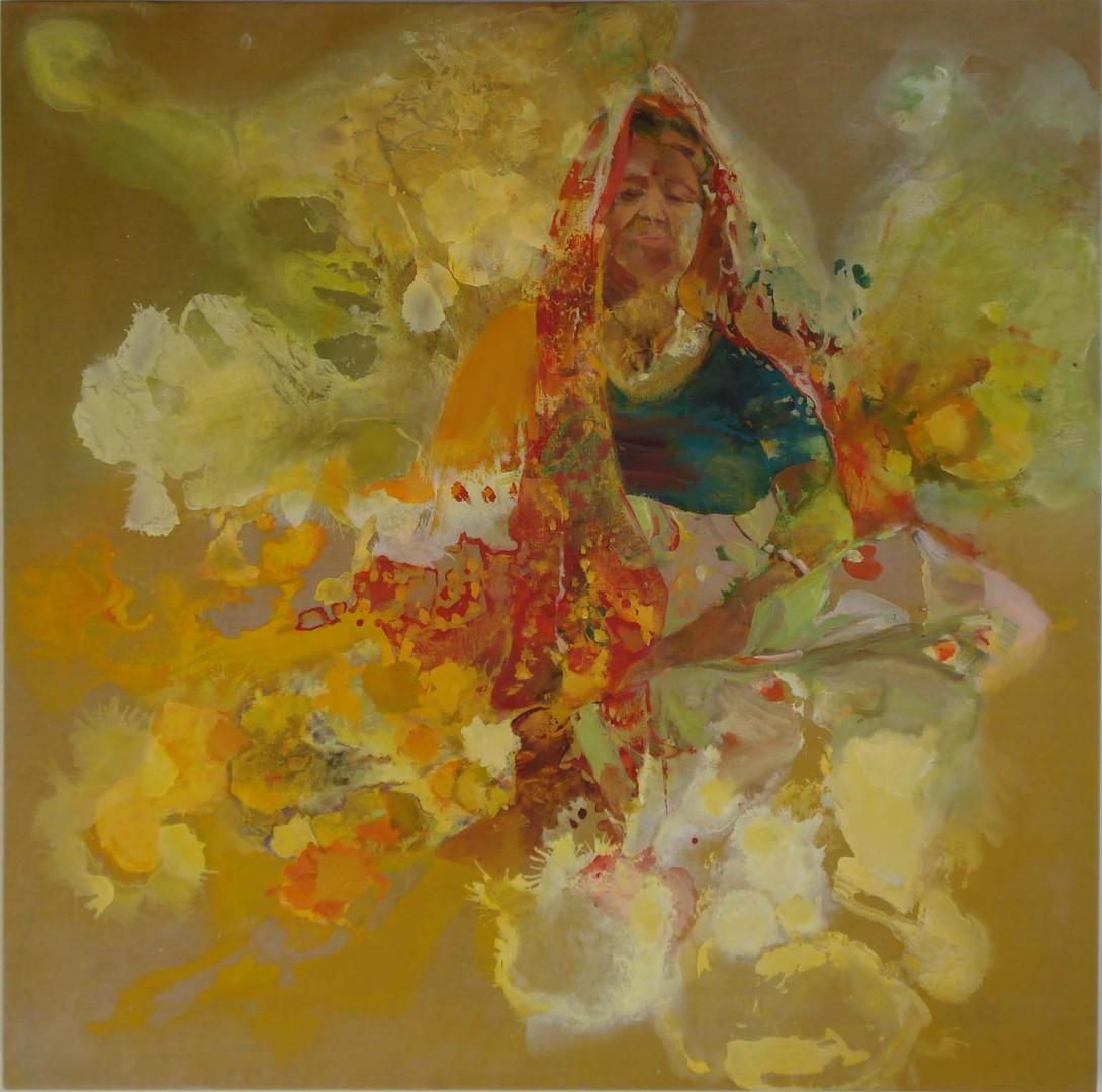The Marigold Seller