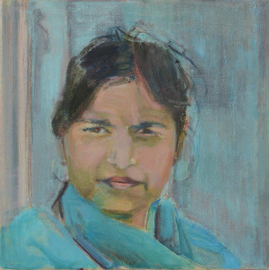 Girl From Ghittorni