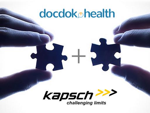 Kapsch und docdok.health geben exklusive strategische Partnerschaft bekannt