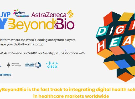 docdok.health selected for PLAYBeyondBio 2020!