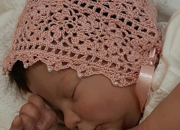 Iris - Dusky Pink/Newborn