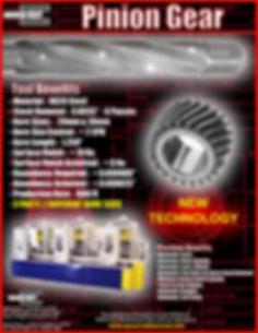 accu-cut diamond pinion gear rod brochure