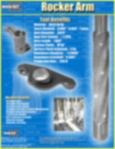 accu-cut diamond rocker arm brochure