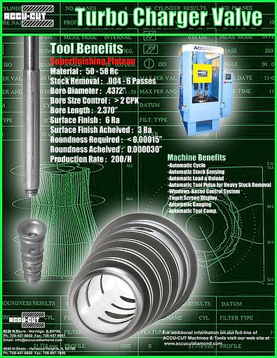 accu-cut diamond turbo charger valve brochure