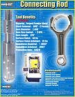 accu-cut diamond tool honing bore sizing connecting rods through bore crank bore pin bore