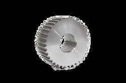 Accu-cut diamond honing tool gear