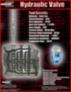 accu-cut diamond hydraulic valve brochure