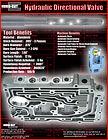 accu-cut diamond tool honing hydraulic directional valve
