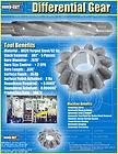 accu-cut diamond tool honing differential gear through bore