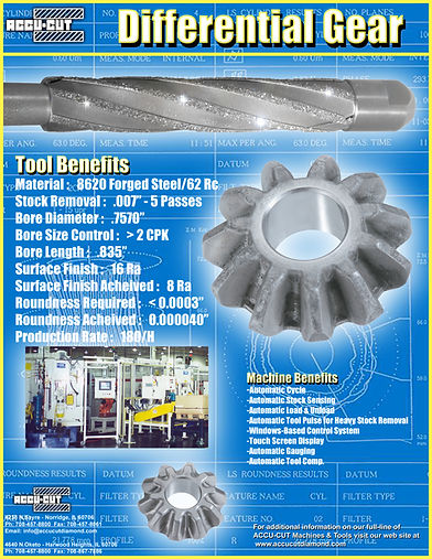 accu-cut diamond differential gear brochure