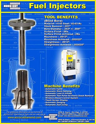 accu-cut diamond abs fueal injector brochure