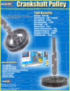 accu-cut diamond crankshaft pulley brochure