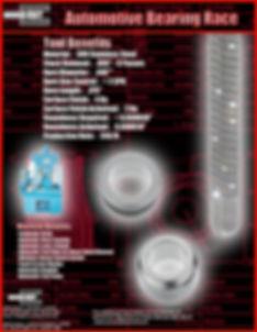 accu-cut diamond automotive bearing race brochure