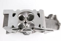 engine valve head