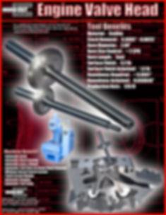 accu-cut diamond engine valve head brochure
