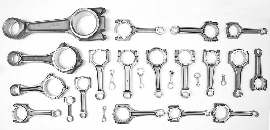 Accu-Cut Diamond Tool connecting rods