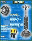 accu-cut diamond gear hub broaching tool