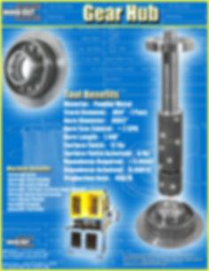 accu-cut diamond gear hub brochure