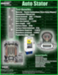 accu-cut diamond auto stator brochure