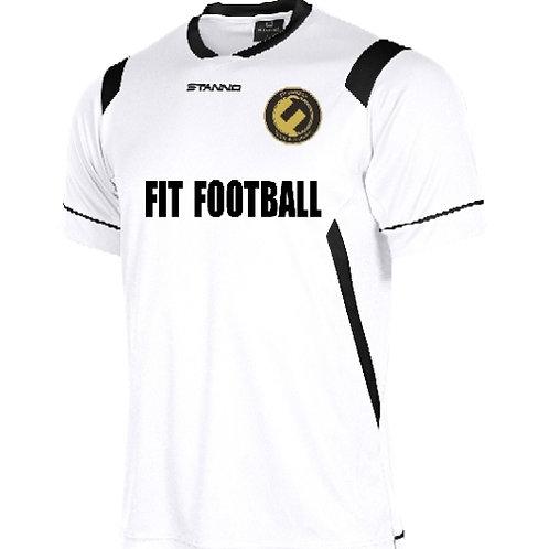 Fit football kit (white/Black trim)