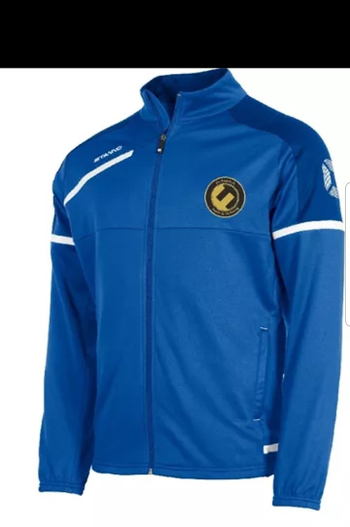 Fit Football Royal Blue Track Suit Top