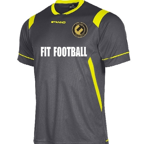 Fit football kit (Anthracite)
