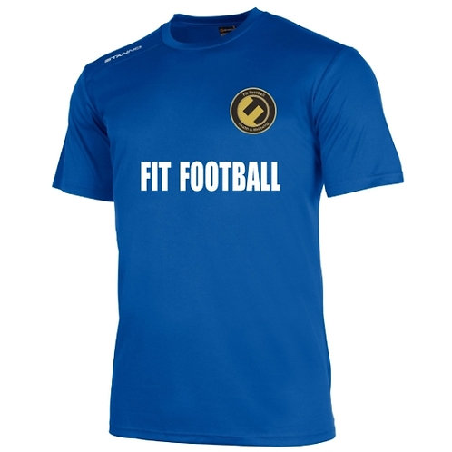 Fit Football Blue Training top