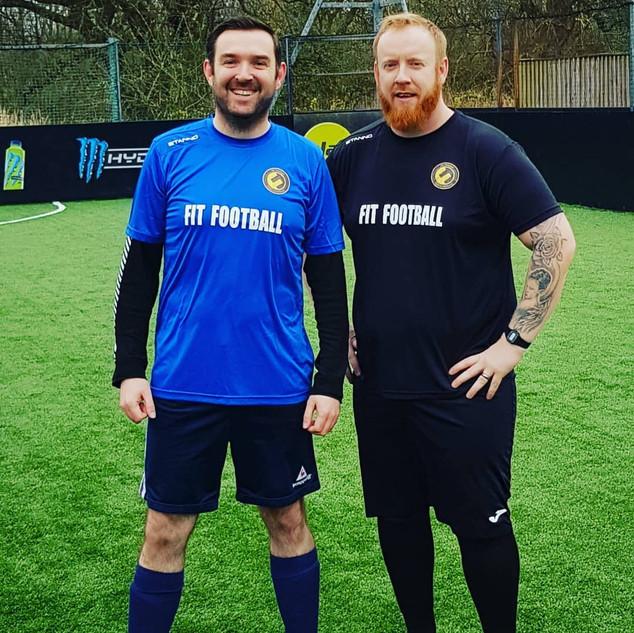 Play football - Join a football team