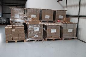 Pallet storage aberdare