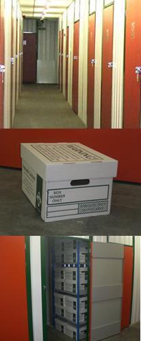 Self Storage Aberdare facilities