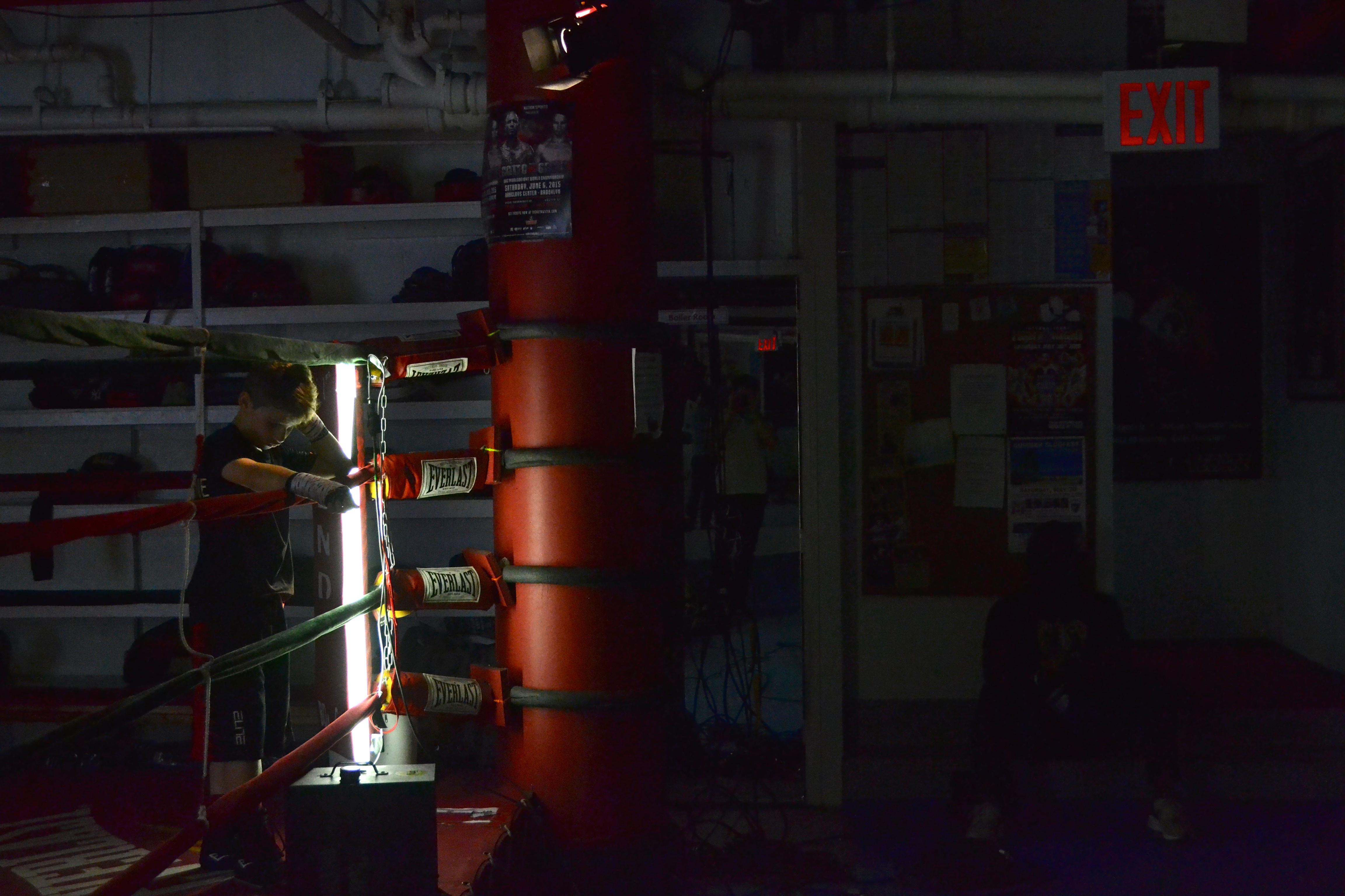 Dark Spotlight