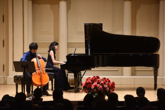 Performance in Carnegie Hall