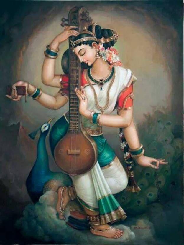 666ac024da59e384ef4894675440903a--indian-gods-indian-art