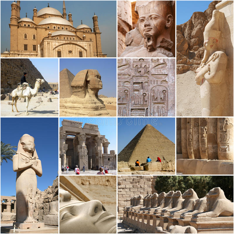 egypt-collage-touristic-highlights-most-interesting-sites-35305513