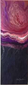 Sarape de la Abuela fluid acrylic $535