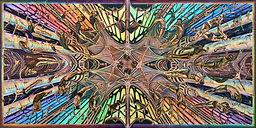 Alex Walker, Levitation Chamber, oil.jpg